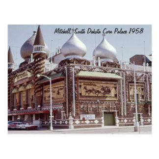 Corn Palace Mitchell South Dakota Postcard
