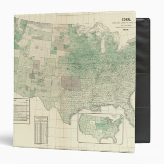 Corn per acre planted vinyl binders
