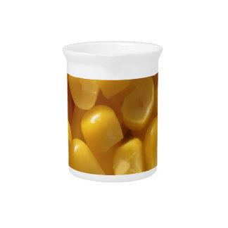 corn beverage pitcher