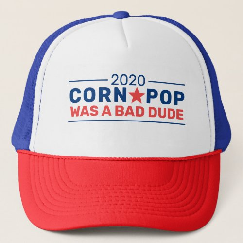 Corn Pop 2020 Trucker Hat