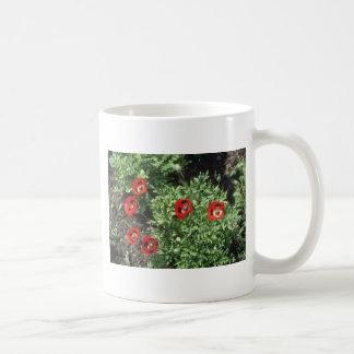 Corn Poppy (Papaver Rhoeas) flowers Coffee Mug