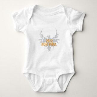 CORN-RONPAUL-2012 BABY BODYSUIT
