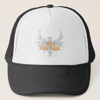 CORN-RONPAUL-2012 TRUCKER HAT
