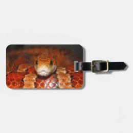 Corn Snake Bag Tag