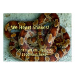Corn Snake Business Card Templates