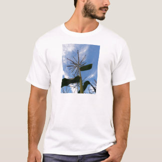 Corn Stalk and Blue Sky T-Shirt