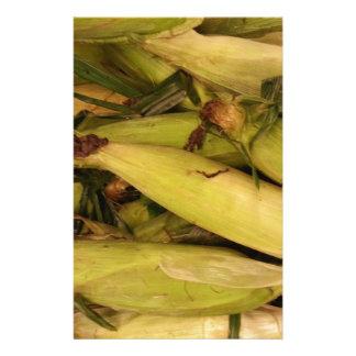 Corn Custom Stationery