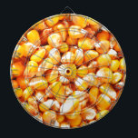 "Corn texture dartboard with darts<br><div class=""desc"">Abstract corn texture makes a bright design for your item!</div>"