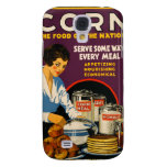 Corn The Food of the Nation Galaxy S4 Covers