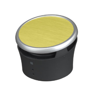 Corn Vibrant Solid Colored Bluetooth Speaker