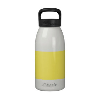 Corn Vibrant Solid Colored Drinking Bottle