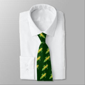 corn with husk tie