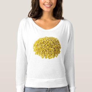Corn Women's Bella Flowy Long Sleeve T-Shirt