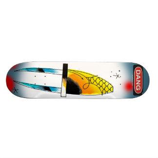 cornboard_oldschool custom skateboard