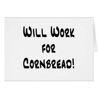 Cornbread Cards