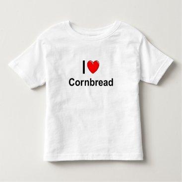 Valentines Themed Cornbread Toddler T-shirt