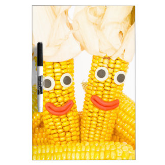 Corncobs with eyes and mouth.jpg Dry-Erase board