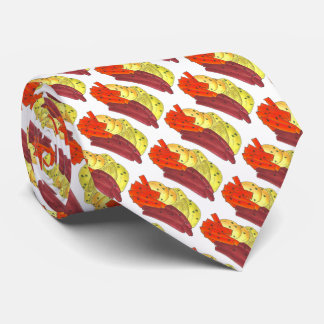 Corned Beef & Cabbage St. Patrick's Day Food Tie