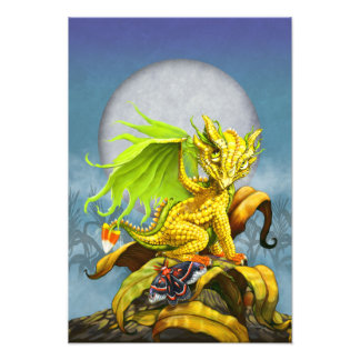 Corned Dragon 13x19 Print