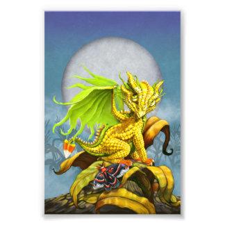 Corned Dragon 4x6 Print