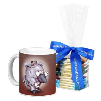 CORNELIA ALIEN CARTOON 11 oz Classic White Mug