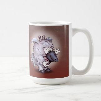 CORNELIA ALIEN CARTOON 15 oz Classic White Mug