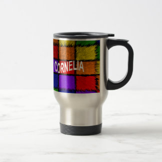 CORNELIA TRAVEL MUG