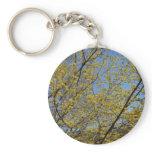 Cornelian Cherry Dogwood Keychain