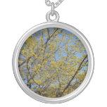 Cornelian Cherry Dogwood Necklace