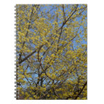 Cornelian Cherry Dogwood Tree Notebook