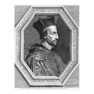 Cornelio Jansen, obispo de Ypres Tarjetas Postales