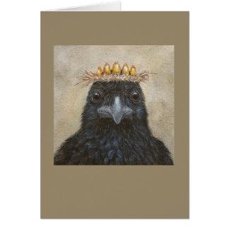Cornelio la tarjeta del cuervo