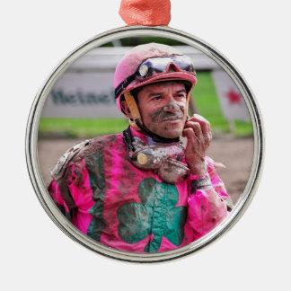 Cornelio Velasquez Metal Ornament