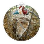 Cornelio y las ovejas tablero dardos