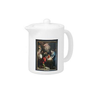 Cornelis de Vos- The Birth of Jesus