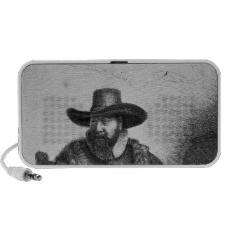 Cornelius Claesz Anslo  1640 Travel Speakers