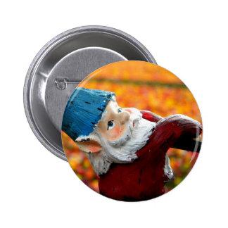 Cornelius Field Pinback Button