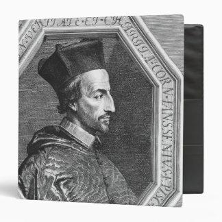 Cornelius Jansen, Bishop of Ypres 3 Ring Binder