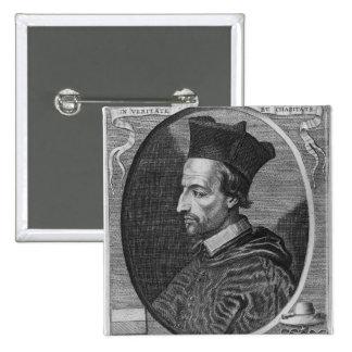 Cornelius Jansen, Bishop of Ypres Button