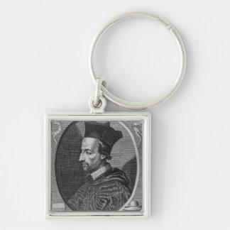 Cornelius Jansen, Bishop of Ypres Keychain