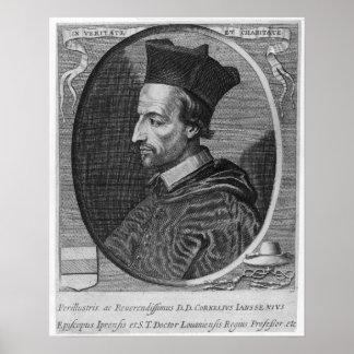 Cornelius Jansen, Bishop of Ypres Poster