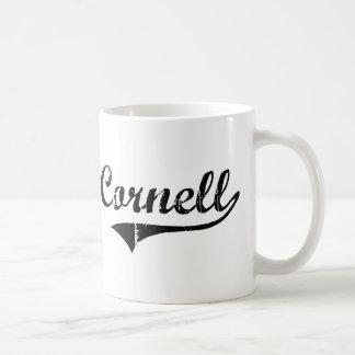 Cornell Classic Style Name Coffee Mug