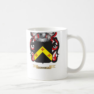 Cornell Coat of Arms Coffee Mug