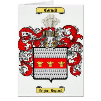 Cornell Tarjeta De Felicitación