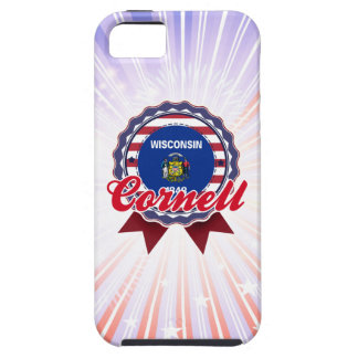 Cornell, WI iPhone 5 Protectores