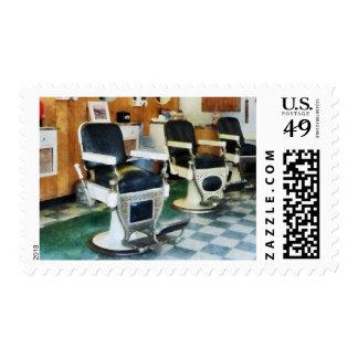 Corner Barber Shop Postage