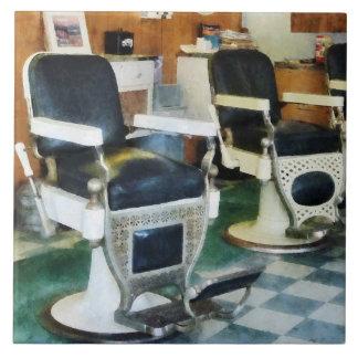Corner Barber Shop Tile