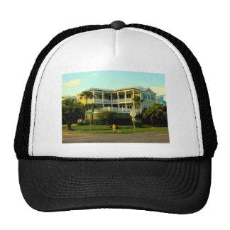 Corner Beauty at Isle of Palms Trucker Hats