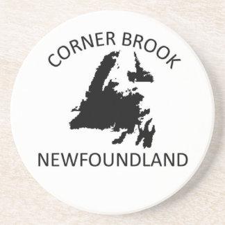 Corner Brook Drink Coaster