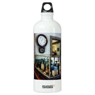 Corner Drug Store Aluminum Water Bottle